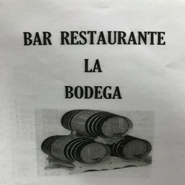 Bar Restaurante La Bodega